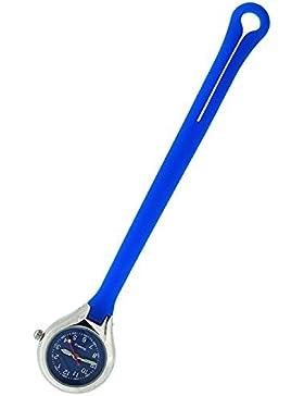 The Olivia Collection nw014- Blue Unisex Uhr, Silikon-Armband Blau
