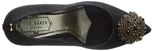 Ted Baker Women's Peetch Closed-Toe Heels, Black (Black), 4 UK 37 EU