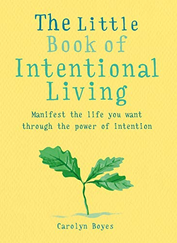 The Little Book of Intentional Living: Manifest the life you want through the power of intention (English Edition)