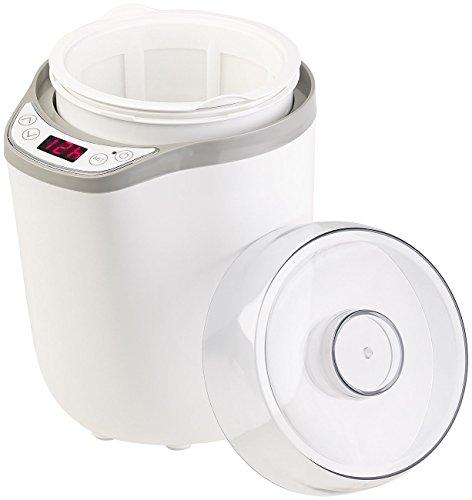 Rosenstein & Söhne Joghurtbereiter: XL-Joghurt-Maker für griechischen Joghurt, Naturjoghurt u.v.m, 1,8 l (Yoghurtbereiter)