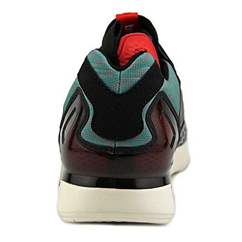 Adidas Zx 8000 Boost (multi / Mist Slate / Nero / Tomato) -6.0 Black / Tomato