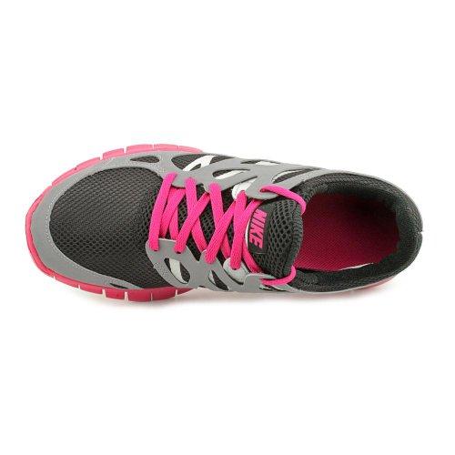 Nike Free Run 2 EXT Black 536746 001 schwarz/grau