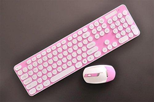 yy-die-drahtlose-tastatur-und-maus-drahtlose-maus-und-tastatur-suite-farbe-runde-kappe-pink