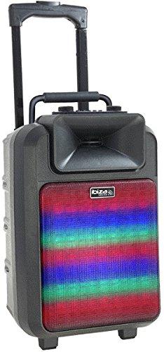 IBIZA SOUND POWER8-LED Minispeaker