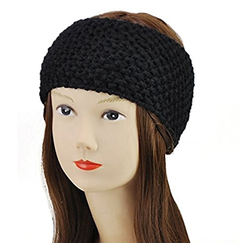 Acess Headband Damen Stirnband schwarz L64*W12cm (ONE SIZE)