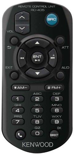 Kenwood KCA-RC 405 IR-Fernbedienung schwarz Kenwood Radio Headsets