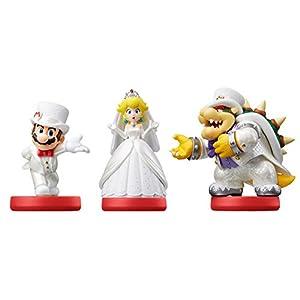 amiibo Super Mario Odyssey 3Pak