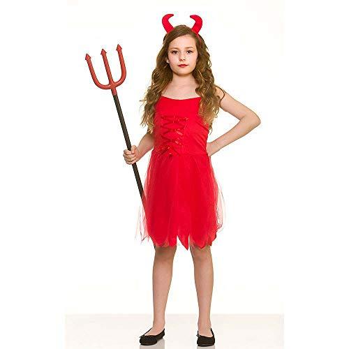 Little Devil 11-13 Years for Halloween fancy dress Costume