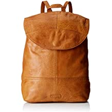 c5f95f9771234 PIECES Damen Pctyra Leather Backpack Rucksackhandtasche