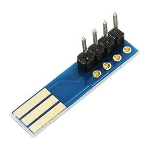 I2C Wii WiiChuck Nunchuck Adapter Shield Board Module Raspberry pi Arduino