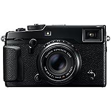 Fujifilm X-Pro2 mit Fujinon XF35mm F2 R WR Kit schwarz