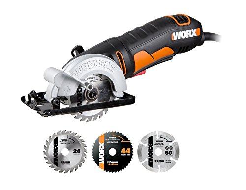 Worx - Sierra circular worxsaw 400w