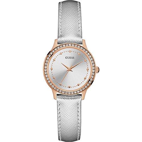 Guess Unisex Erwachsene -Armbanduhr W0648L11