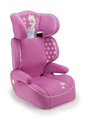 Piku 6258– Disney Auto-Kindersitz mit 'Die Eiskönigin'-Motiv, Pink