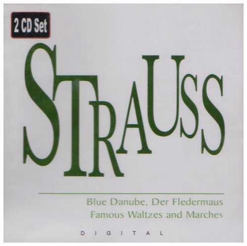Blue Danube / Famous Waltzes & Marches by R. Strauss (2002-05-03) Ys Strauß