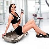 Rocket Vibrationsplatte,Verrückte Fitness verlieren Gewicht Trainingsmaschine oszillierende Plattform - 4