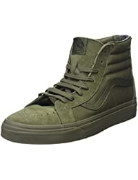 Vans Unisex-Erwachsene Sk8-Hi Reissue Zip High-Top