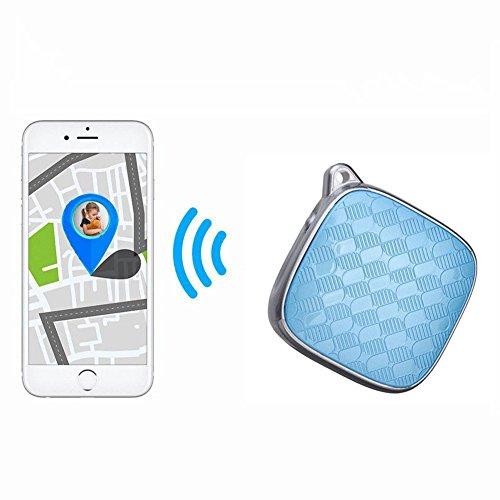 Tine mini gps tracker monitoraggio attività e monitor real time tracking device locator gps impermeabile con portachiavi per bambini old man