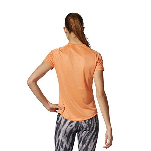 Adidas D2m Tee Lose T-Shirt, femmes Multicolore