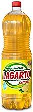 Lagarto Friegasuelos Limón - Paquete de 8 x 1500 ml - Total: 12000 ml