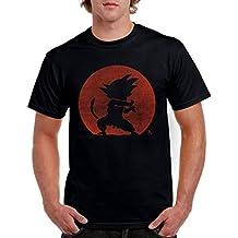 2201-Camiseta Kame Hame Ha - Dragon Ball - Goku (Melonseta)