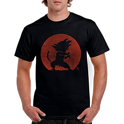 dia del orgullo friki 2201-Camiseta Kame Hame Ha - Dragon Ball - Goku (Melonseta)