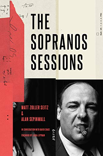 The Sopranos Sessions por Matt Zoller Seitz