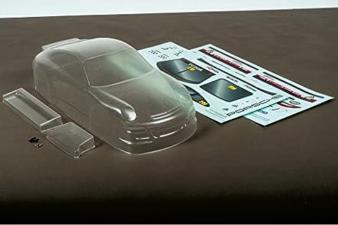 LRP Electronic 122176 - Karosserie HD Porsche 911 GT3 -