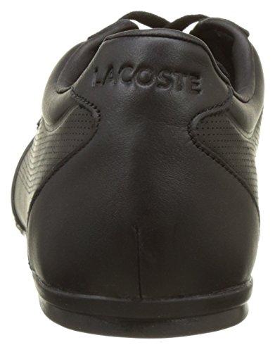 Lacoste Mokara 116 1 Cam Blk, Baskets Basses Homme Noir (Blk)