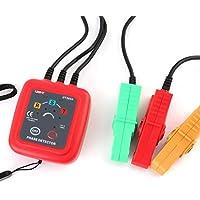 Footprintse Detector de fase,fase detector-color: rojo