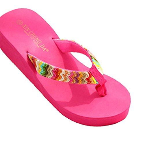 Familizo scarpe donne elegante la moda Estate sandali della piattaforma