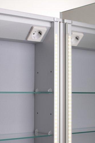 Mebasa Spiegelschrank vormontiert – 73,5 cm - 4