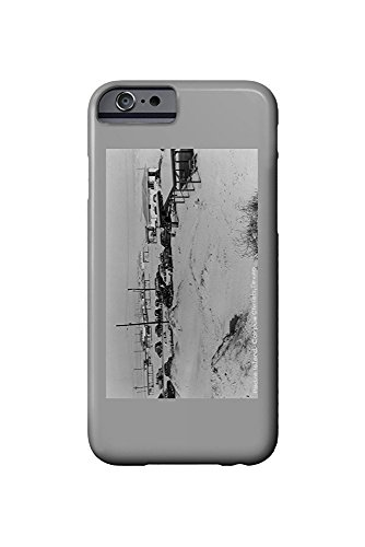 Corpus Christi, Texas - Padre Island (iPhone 6 Cell Phone Case, Slim Barely There)