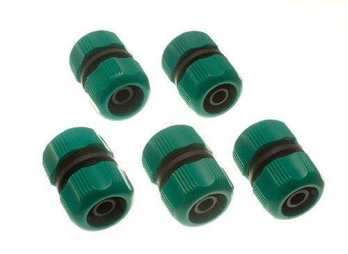 Tuyau d'arrosage au tuyau Joiner raccord à compression 12 mm paquet de 5