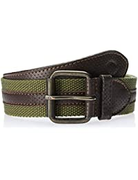 Camelio Men's Canvas Casual Belt