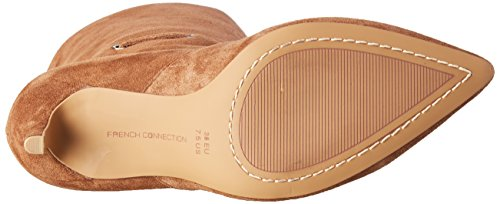 French Connection Rowdy, Stivali a Metà Polpaccio con Imbottitura Leggera Donna Marrone (Braun (Tan 219))