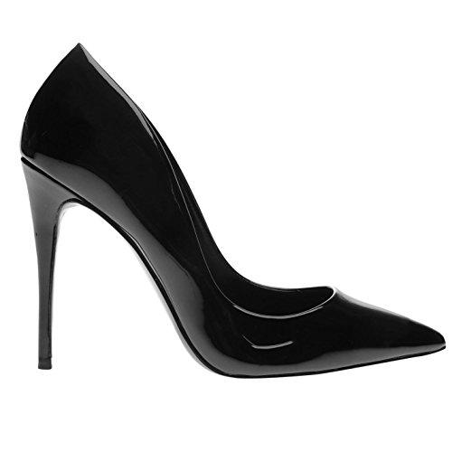 Chaussures Steve Madden Court Noir Femme Daisie qUpIUw