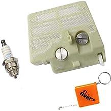 HURI Luftfilter (Nylon) passend für Stihl 024 026 MS 260 MS 240 neuere Modelle Ersetzt 1121 120 1617