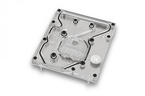 Ek Water Blocks EK-FB GA X99Ultra Monoblock-Acryl + Nickel -