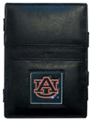 NCAA Auburn Tigers Leather Jacob's Ladder Wallet