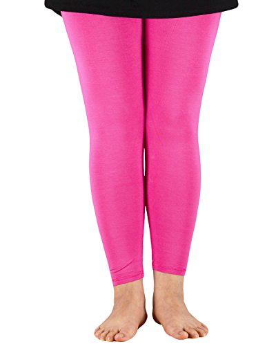 Azue Damen Leggings Gr. xxxxxxXL, rose (Thermal-shirt Flag)