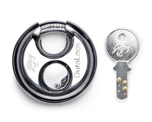 Godrej Locks Duralock - 3 Keys (70mm)