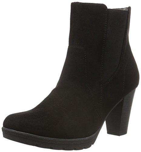 Tamaris Damen 25324 Chelsea Boots, Schwarz (Black 001), 40 EU