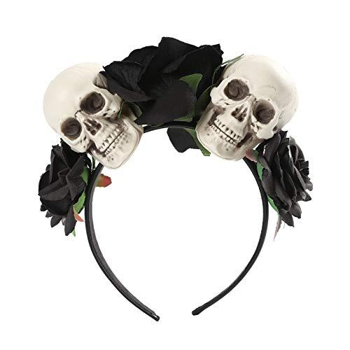 Die Beliebtesten Halloween Kostüm Für Mädchen - AWAYTR Halloween Blume Krone Festival Kopfschmuck