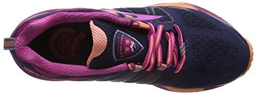 Brooks Cascadia 11, Chaussures de Running Compétition Femme, Bleu Violet (451)