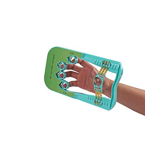 Fingertrainer, Webla Krafttrainer, Handmuskelübungen und Finger, Hände, Griffentspannungsübungen für Gitarre, Klavier, Golf, Tennis und jede andere physikalische Therapie