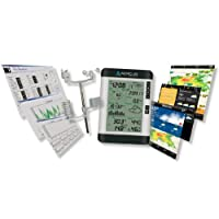 Aercus Instruments Weather Station Wireless Professional WS2083 with Internet Upload + Free Beginner