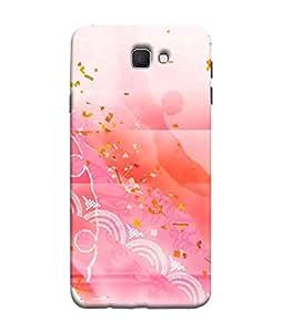PrintVisa Designer Back Case Cover for Samsung On7 (2016) (Waves Looking good )