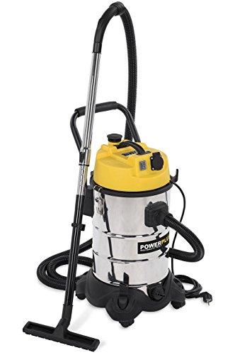 Powerplus powx324–aspiratore a secco/umido, 30l, 1200w, 240v)