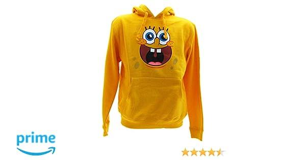 amazon felpa spongebob hm